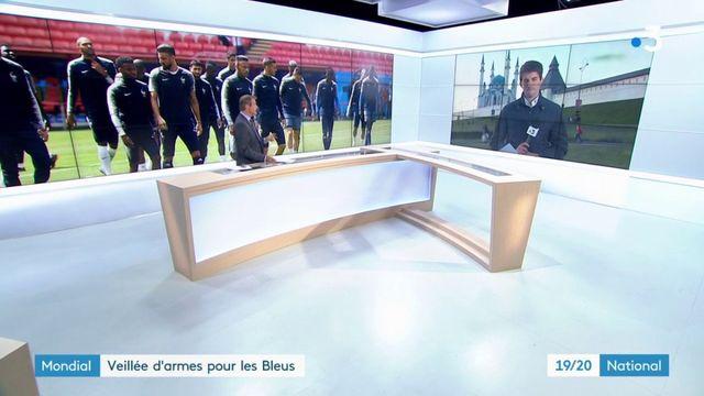 Coupe du monde : Paris-Kazan, le périple des supporters des Bleus