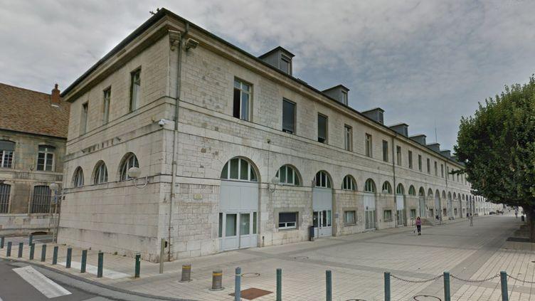Les services informatiques de la ville et de l'agglomération de Besançon (Doubs) ont été visés par une cyberattaque, le 4 septembre 2020. (MAIRIE DE BESANCON)