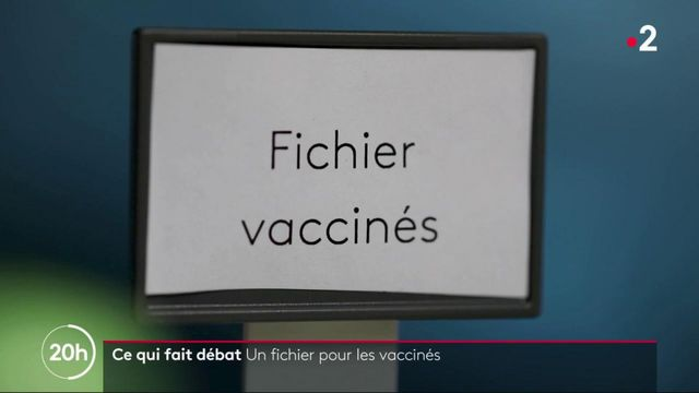 Covid-19 : la création d'un fichier pour les vaccinés fait débat