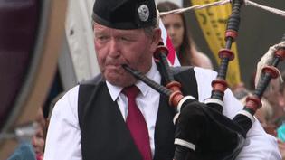 La cornemuse, incontournable instrument de la culture celte.  (France 2 Culturebox (capture d'écran))