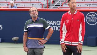Louis Borfiga a formé Jo-Wilfried Tsonga, Gaël Monfils, Milos Raonic ou encore Bianca Andreescu. (Tennis Canada)