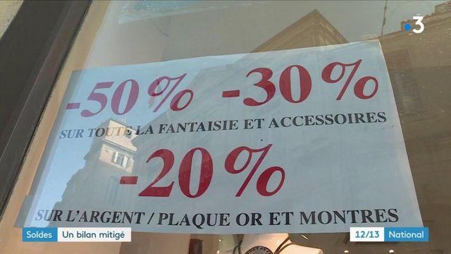 Soldes : quel bilan pour les commerçants de l'Hérault ?
