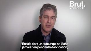VIDEO. Éric Rochant, le showrunner du Bureau des Légendes, raconte son métier (BRUT)