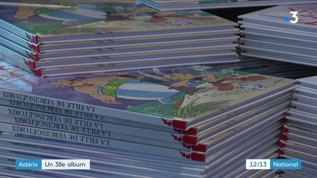 BD : le dernier album d'Astérix imagine des Gaulois soucieux de l'environnement