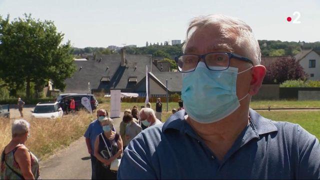 Coronavirus : une campagne de dépistage massif en Mayenne
