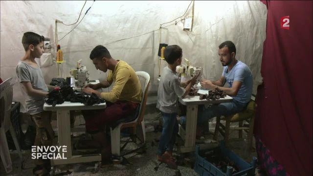 Envoyé spécial. Enfants syriens : génération sacrifiée