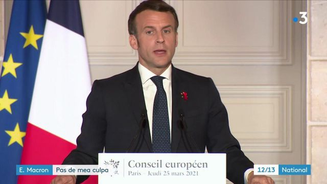 Gestion du Covid-19 : Emmanuel Macron assume sa décision de ne pas avoir reconfiné la France en janvier