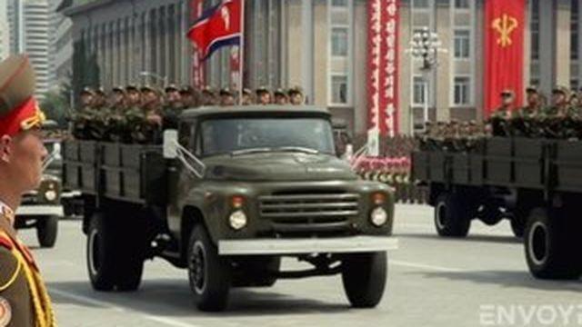 Envoyé spécial. En Corée du Nord, marcher au pas ou finir dans un camp