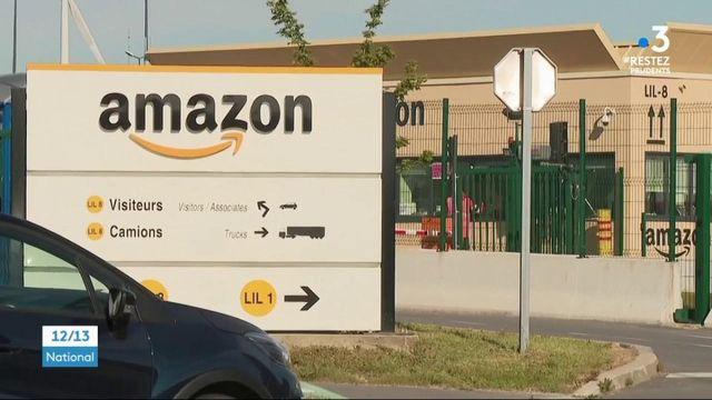 Amazon : plusieurs sites ont rouvert mardi