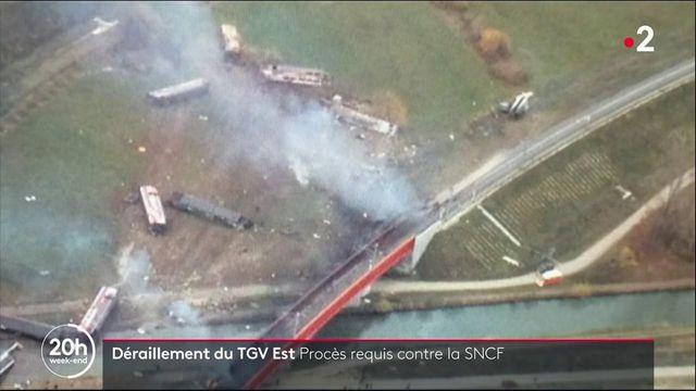 Justice : cinq ans après un déraillement mortel, un procès est requis contre la SNCF