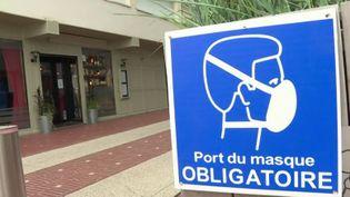 Pas-de-Calais : le port du masque est de nouveau obligatoire au Touquet (FRANCE 3)