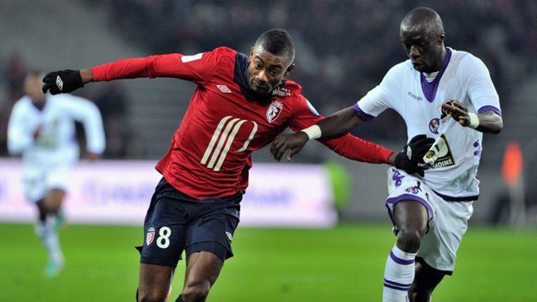 Moussa Sow, meilleur buteur de Ligue 1