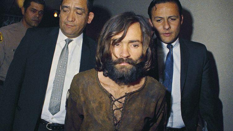 Charles manson en 1969 (AP/SIPA / AP)