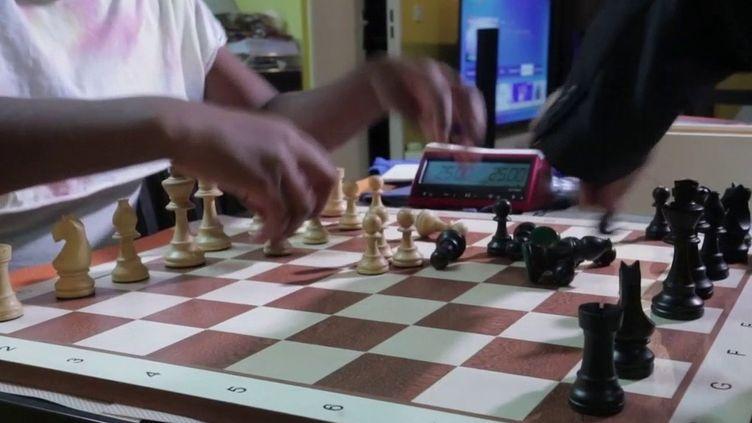 Jeux : les échecs, nouvelle tendance chez les jeunes (France 3)