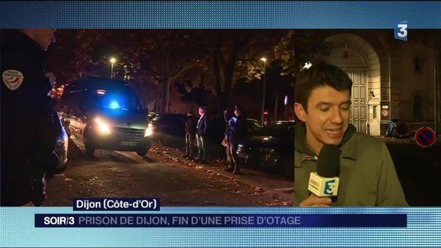 Dijon : une prise d'otage a eu lieu à la maison d'arrêt