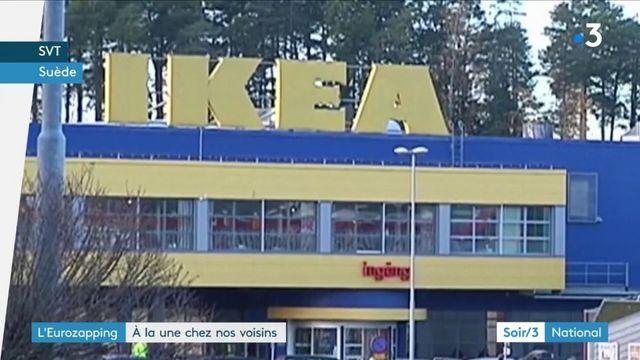 Eurozapping : Ikea dégraisse, l'Italie sanctionné par l'UE