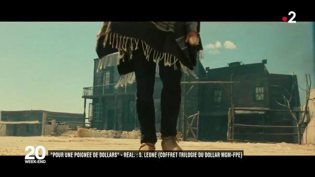 Cinéma : il était une fois Sergio Leone