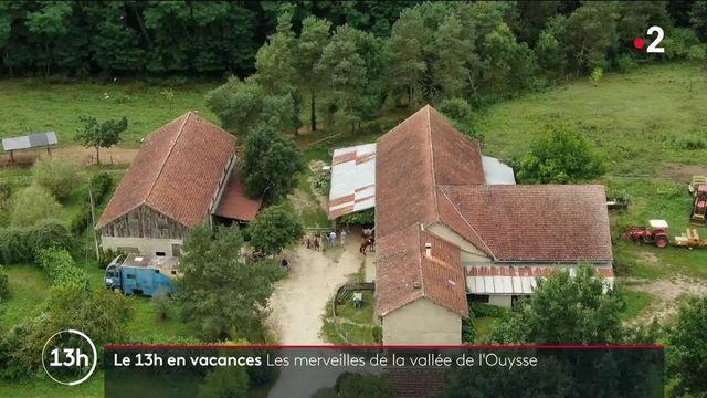 Pour ce nouveau numéro du 13 heures en vacances, les journalistes de la rédaction de France Télévisions vous font visiter la vallée de l'Ouysse (Lot) qui accueille plus de deux millions de touristes par an.