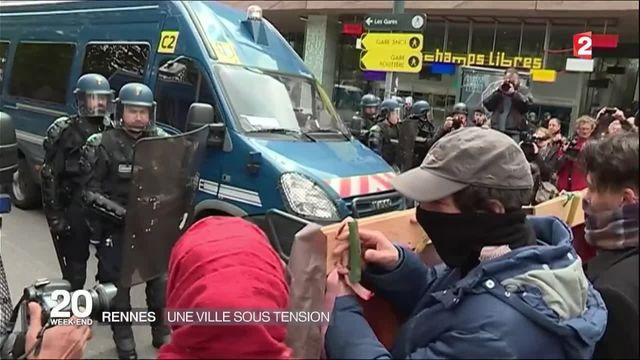 Rennes : la révolte se renforce
