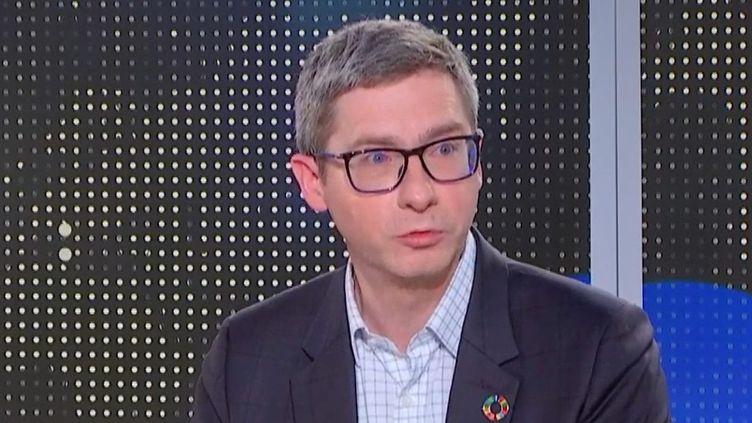 François Germinet. (Capture d'écran franceinfo)