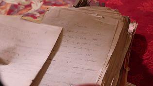 Littérature : les manuscrits cachés de Louis-Ferdinand Céline (France 3)