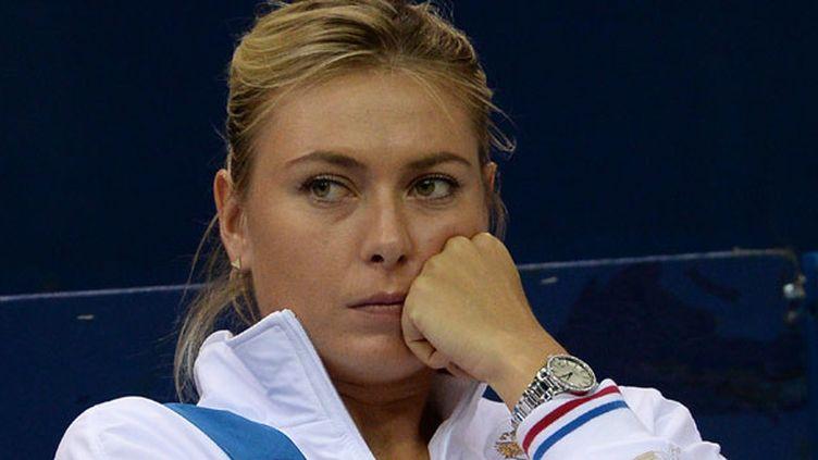 La joueuse russe Maria Sharapova