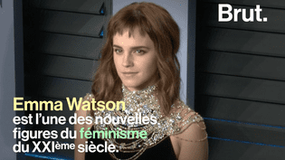 Actrice, ambassadrice de l'ONU, icône féministe : Qui est Emma Watson ? (BRUT)