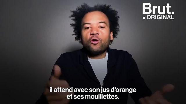 Certains sujets agacent l'acteur et humoriste Fabrice Éboué. Il a décidé de les commenter.