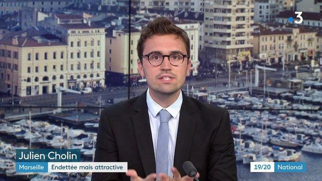 Marseille : une ville endettée mais toujours attractive