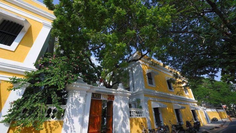 Lycée français de Pondichéry en Inde (CORBIS /GETTY IMAGES)