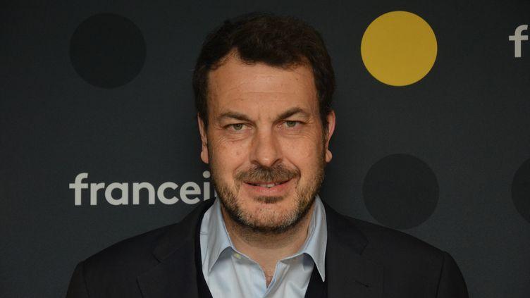 Laurent-Eric Le Lay, directeur des sports de France Télévisions. (JEAN-CHRISTOPHE BOURDILLAT / RADIO FRANCE)