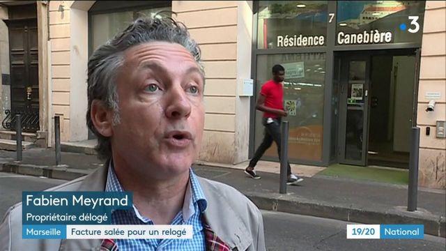 Effondrements à Marseille : un relogé sommé par la mairie de payer la facture
