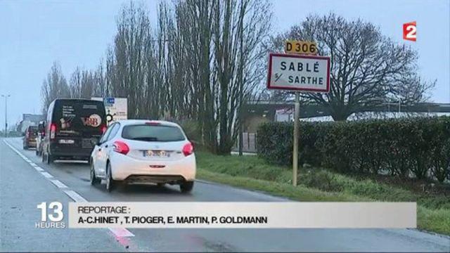 Affaire Penelope Fillon : le doute s'installe à Sablé-sur-Sarthe