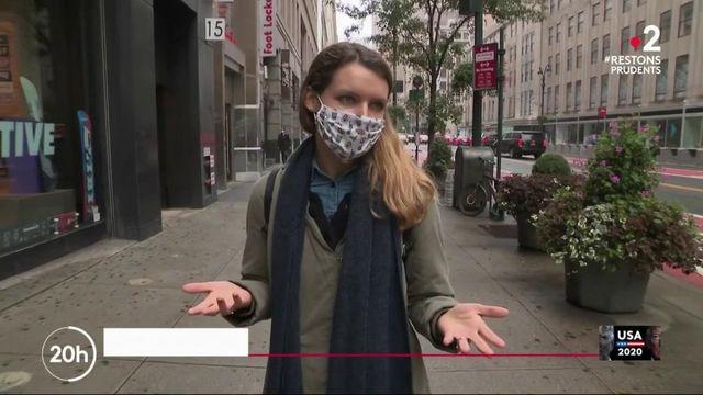 États-Unis : la ville de New York fait grise mine