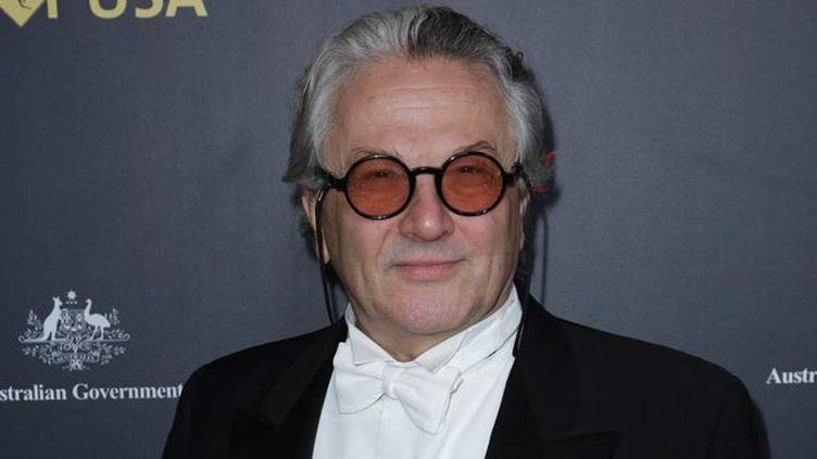 """(Le cinéaste et réalisateur de """"Mad Max"""" George Miller présidera le jury de Cannes © MaxPPP)"""