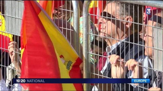 """Espagne : Puigdemont appelle à la """"résistance démocratique"""""""