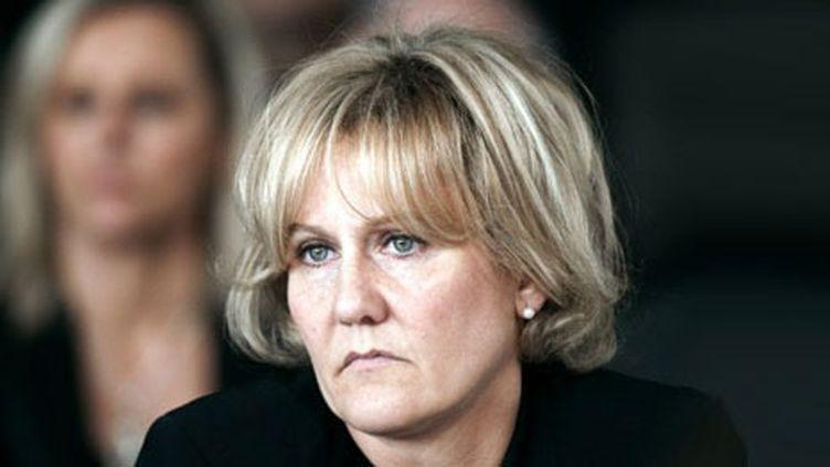 La ministre de l'Apprentissage Nadine Morano (AFP / Lionel Bonaventure)