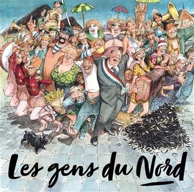 "Album ""Les Gens du Nord""  (Sony Music)"