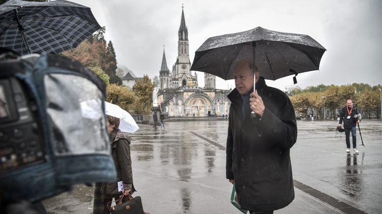 Jean-Marc Sauvé, le président de la Commission indépendante sur les abus sexuels dans l'Eglise (Ciase) (QUENTIN TOP / MAXPPP)