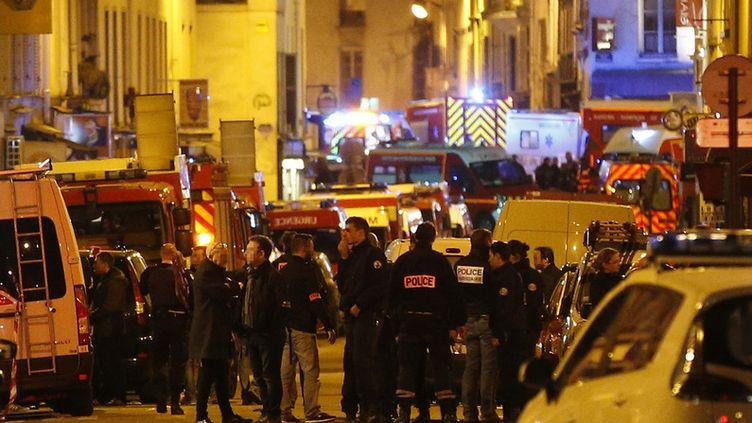 (FRANCOIS GUILLOT / AFP)