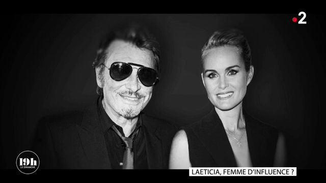 Laeticia Hallyday : une femme d'influence ?