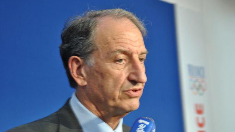 Denis Masseglia, le président du CNOSF