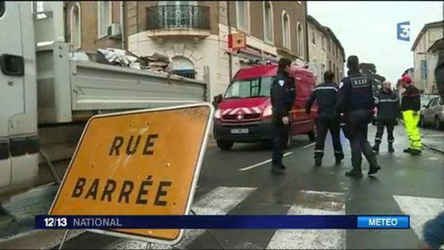Météo : l'Aude et l'Hérault en alerte orange pour pluie et inondation