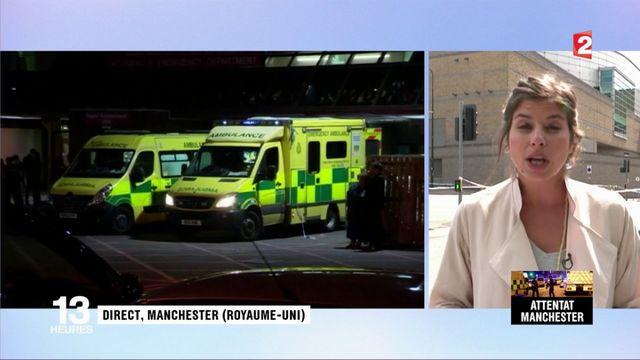 Attaque à Manchester : le point sur les blessés