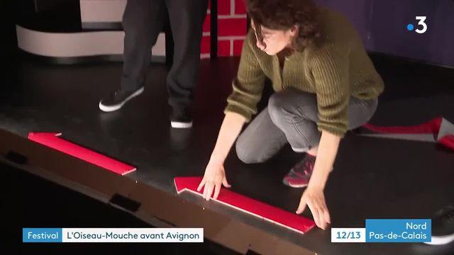 L'oiseau-Mouche se prépare pour Avignon