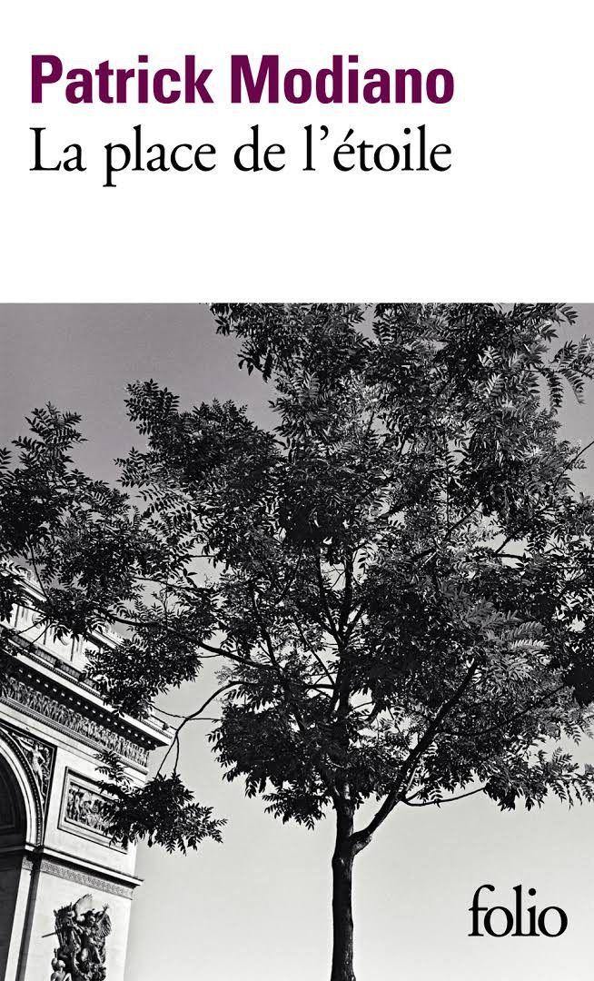 """La Place de l'Etoile de Patrick Modiano. Folio  (Folio)"