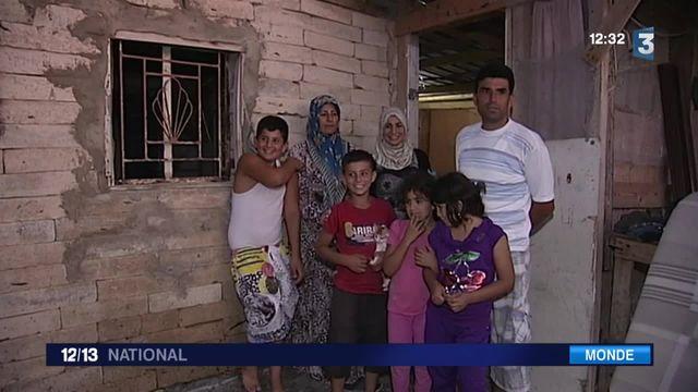 La difficile survie des migrants au Liban
