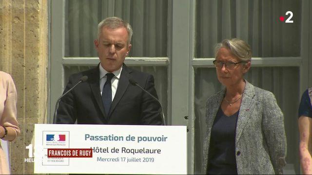 François de Rugy : l'enquête du gouvernement valide dans l'ensemble les   travaux de son logement
