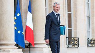 Le projet de loi Pacte pour doper l'économie française va être présenté le 18 juin en conseil des ministres par Bruno Le Maire, ministre de l'Economie. (MAXPPP)