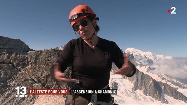 J'ai testé pour vous : l'ascension à Chamonix